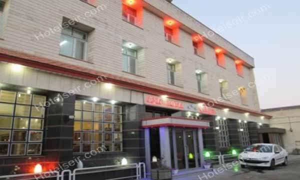 تصویر 1، هتل آسیا زنجان