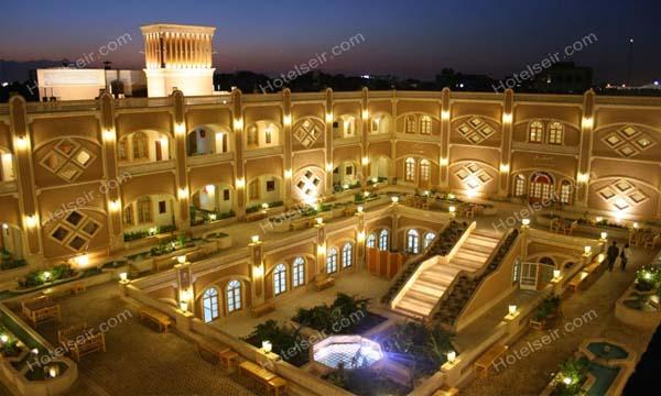 تصویر 1، هتل داد یزد