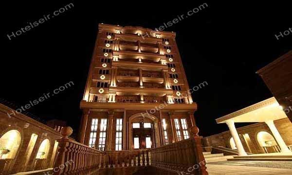 تصویر 1، هتل پدرام سرعین