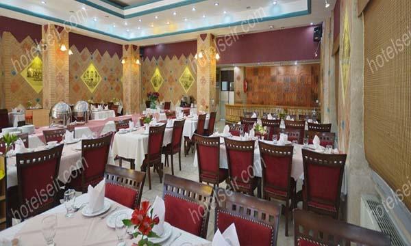 تصویر 3، رزرو هتل پارک سعدی شیراز
