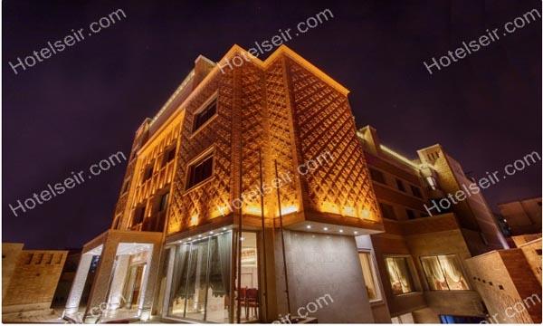 تصویر 1، هتل زندیه شیراز