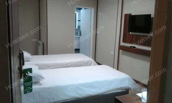 تصویر 3، رزرو هتل البرز قزوین