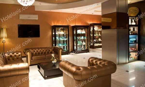 تصویر 3، رزرو هتل اسپادانا اصفهان