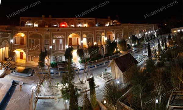 تصویر 1، هتل باغ مشیر الممالک یزد