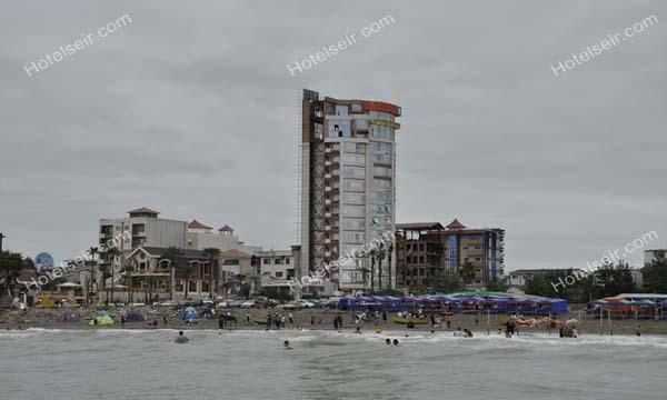 تصویر 1، هتل صدف محمودآباد