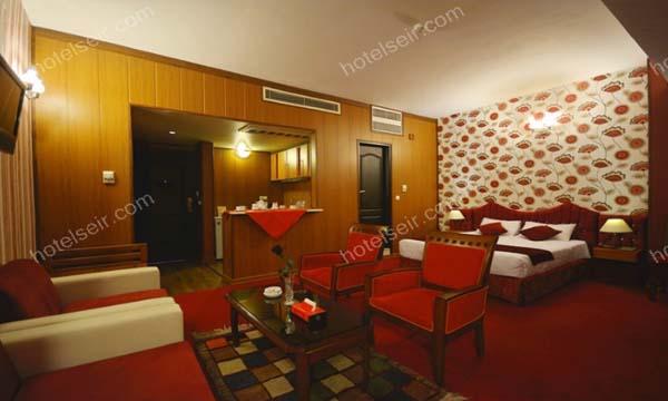تصویر 6، رزور هتل پارک سعدی شیراز