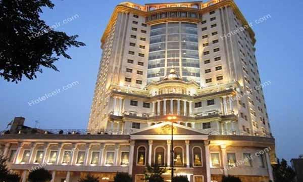 تصویر 1، هتل قصر طلایی مشهد