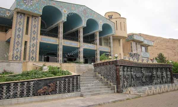 تصویر 1، هتل سنگسر سمنان