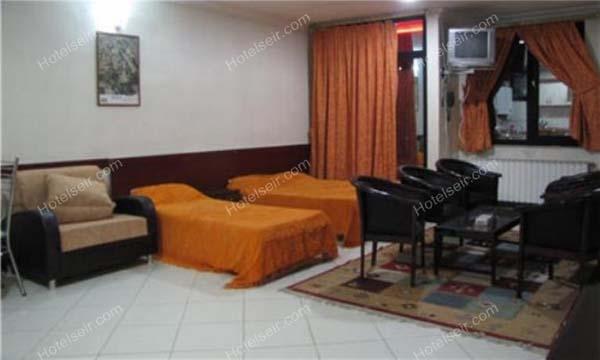 تصویر 3، رزرو هتل پاپیون رودسر(مرکز رفاهی فرهنگیان)