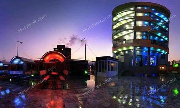تصویر 1، هتل اترک سرعین
