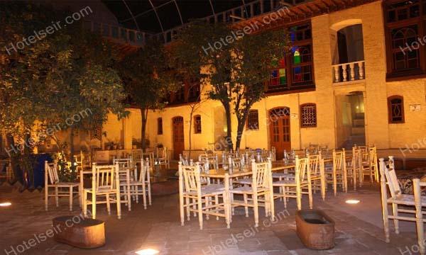 تصویر 3، رزرو هتل سنتی نیایش شیراز