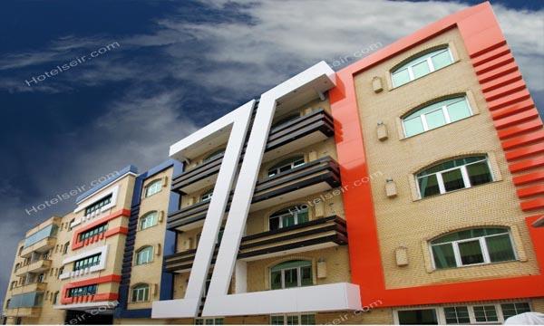 تصویر 1، هتل رضوان خلیج فارس سرعین