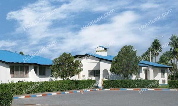تصویر 1، هتل جهانگردی خزرشهر بابلسر