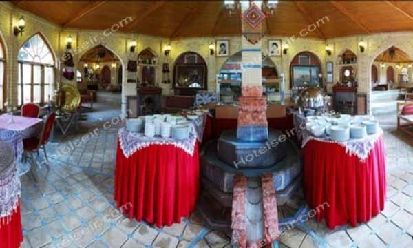 تصویر 6، رزور هتل پارسیان سوئیت اصفهان