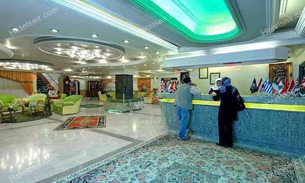 تصویر 3، رزرو هتل خانه سبز مشهد