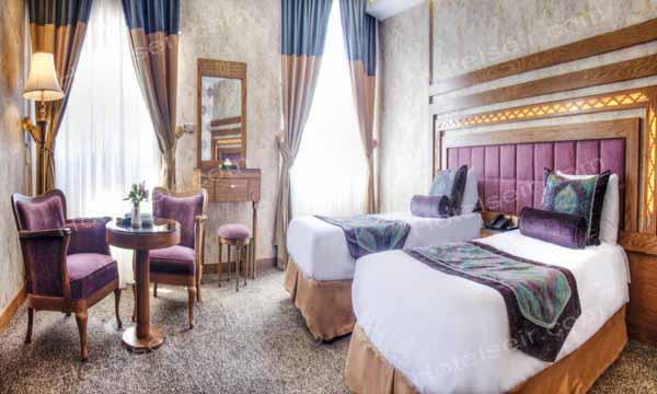 تصویر 6، رزور هتل آریوبرزن شیراز