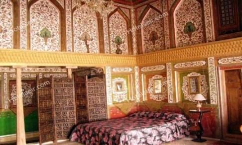 تصویر 6، رزور هتل آنتیک ملک التجار یزد