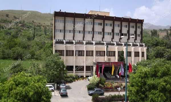 تصویر 1، هتل پارسیان همدان