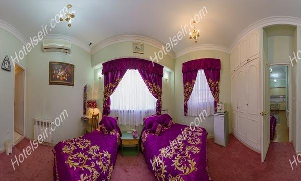 تصویر 3، رزرو هتل پارسه شیراز