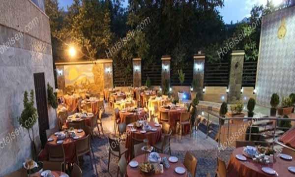 تصویر 3، رزرو هتل پارسیان همدان