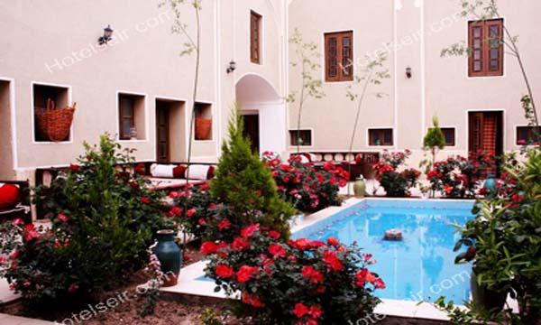 تصویر 1، هتل سنتی کوروش یزد