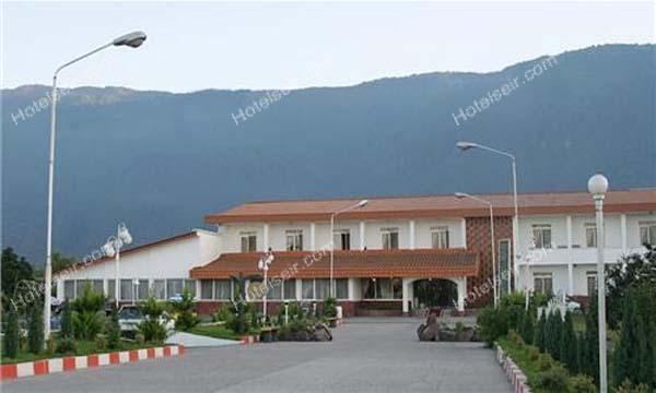 تصویر 1، هتل جهانگردی چلندر نوشهر
