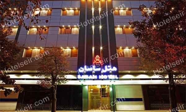 تصویر 1، هتل ساسان شیراز